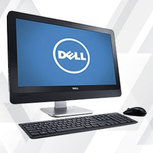 Sewa Komputer All in One Dell Optiplex 9010 Intel Core i5